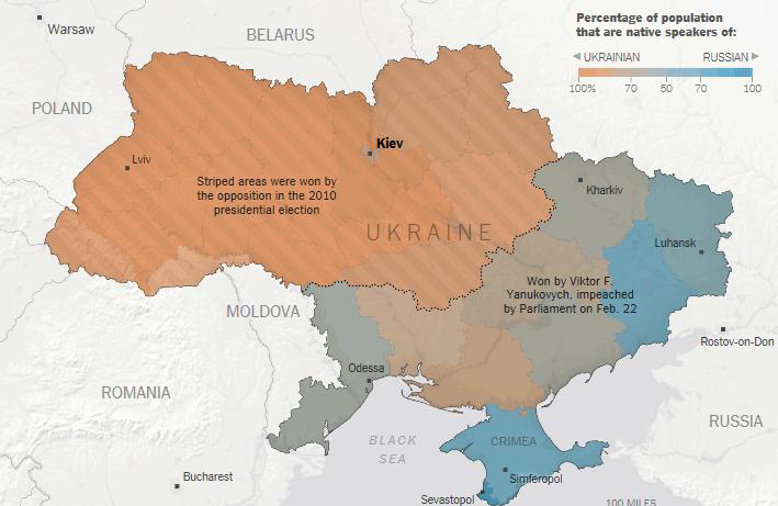 In Ukraine Home Languages Russian 114